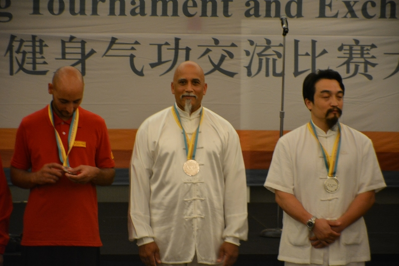 5th international health Qigong tournament and exchange, august 2013, New York