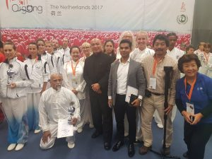 World Health Qigong 2017